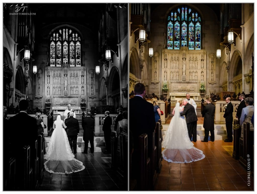 Christ & St. Luke's Episcopal Church Wedding