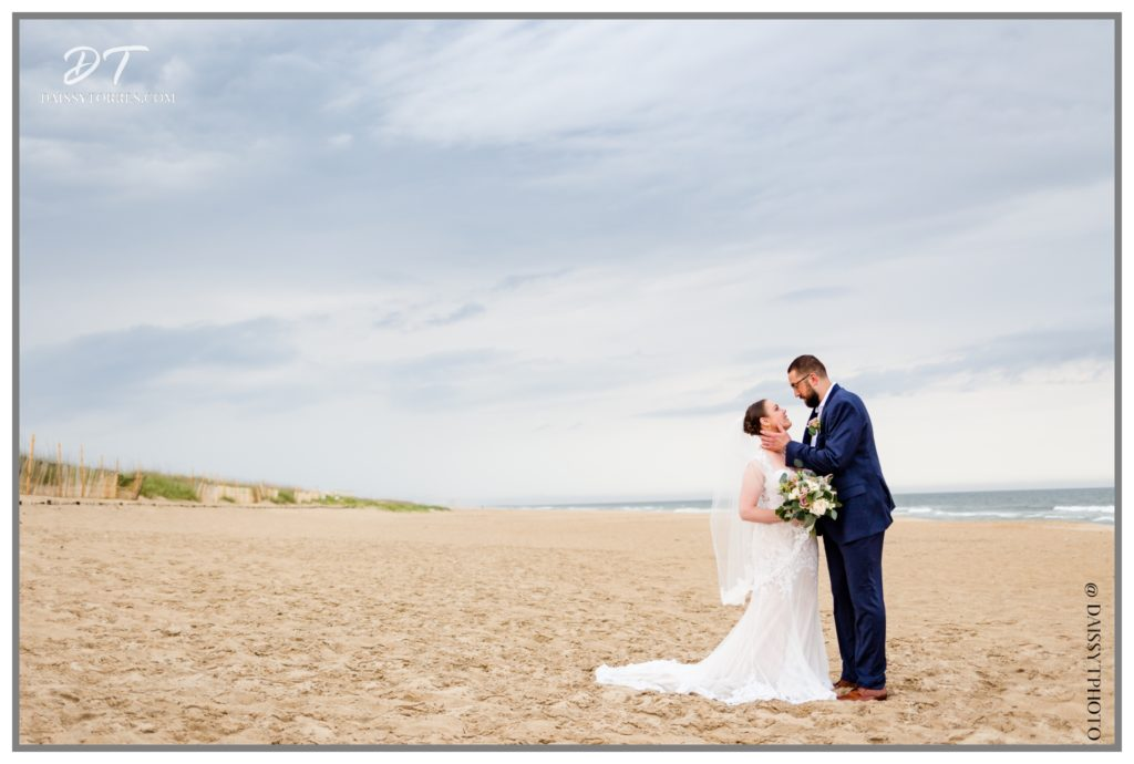 Shifting Sands Wedding