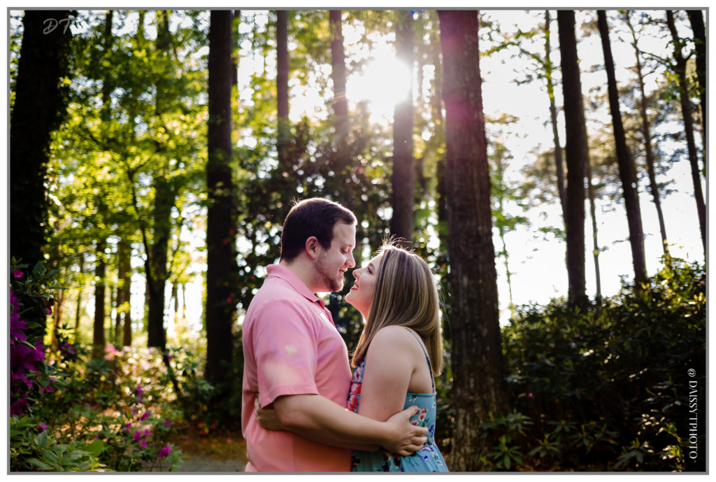 Red Wing Park Couple's Session 1