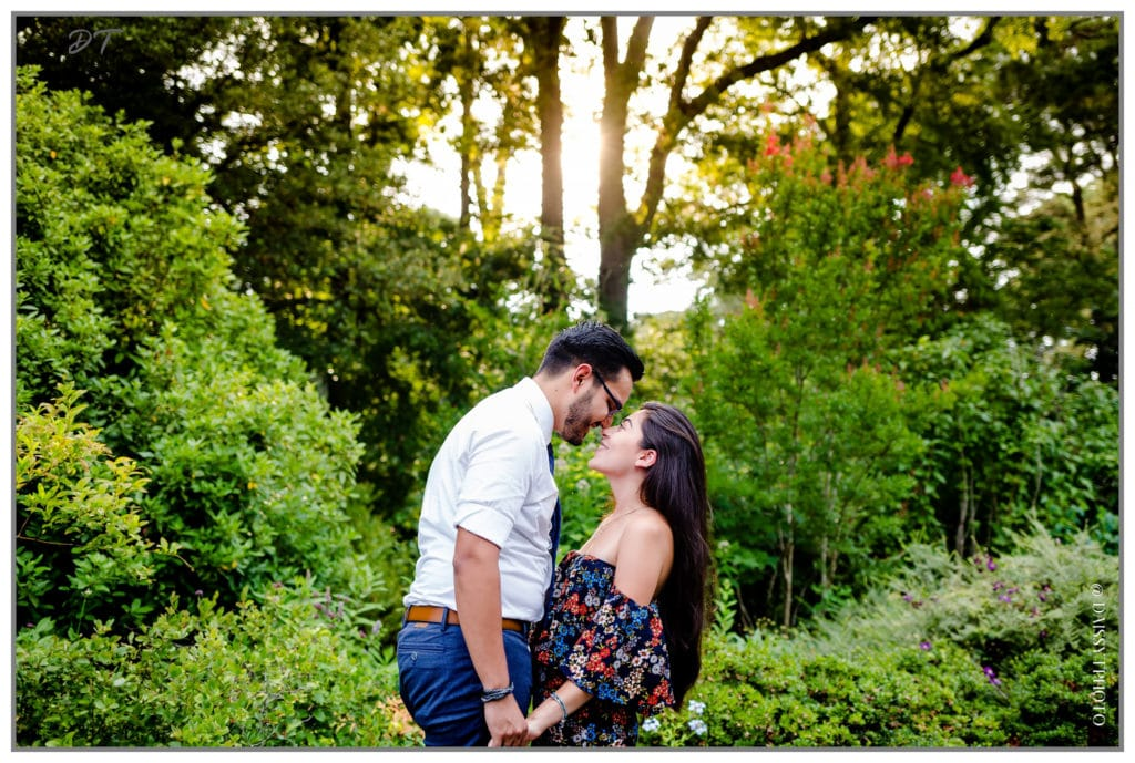 Norfolk Botanical Garden Surprise Proposal