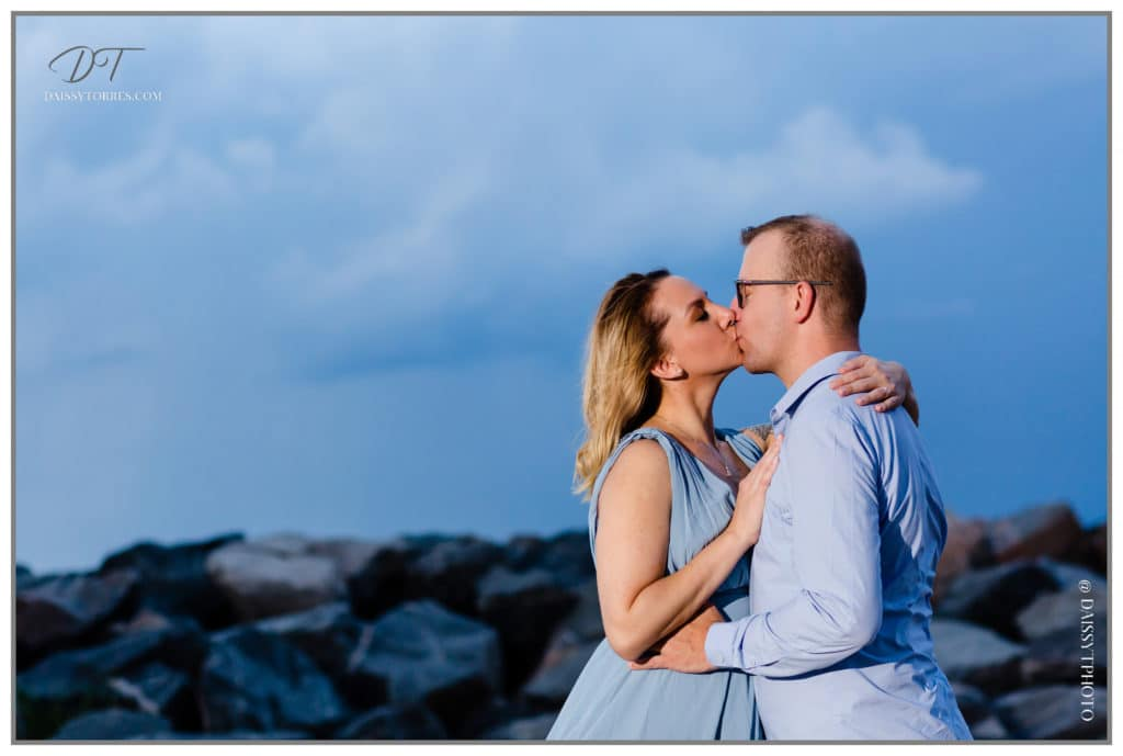 Fort Monroe Engagement Pictures