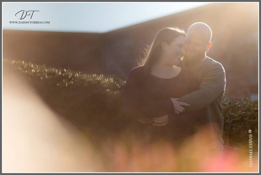 Fort Monroe Couple Session