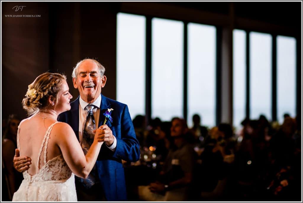Delta Marriott Wedding - Father Daughter Dance